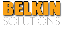 Belkin Solution Custom Wordpress Design and Support Services