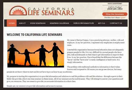 California Life Seminars