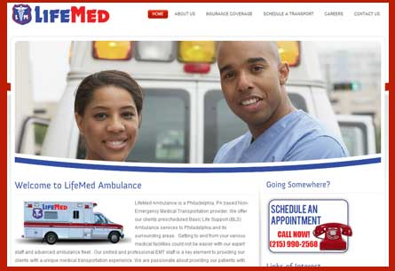 Life Med Ambulance
